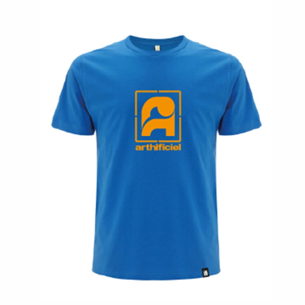 Tshirt AHC 20 Brigh Blue Orange