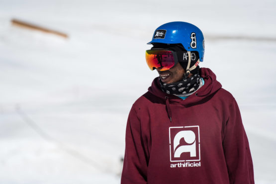 Snowpark Les Sybelles // Alban Pernet